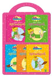 Bibi Blocksberg - Mein Mini-Rätselspaß - Minibücher-Set