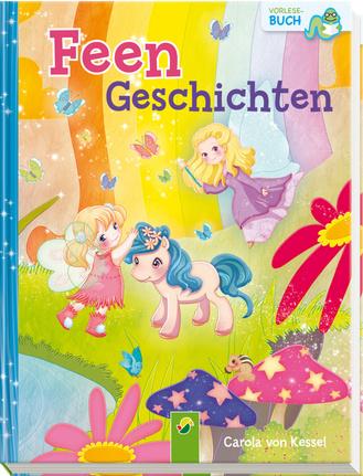 """Cover des Buches """"Feengeschichten"""""""