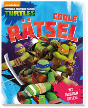Teenage Mutant Ninja Turtles - Coole Rätsel