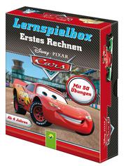 Disney Lernspielbox Cars - Erstes Rechnen