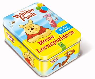 """Cover des Buches """"Winnie Puuh - Meine Lernspieldose"""""""