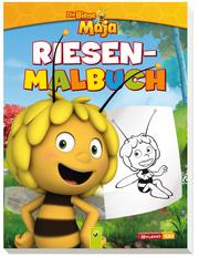 Die Biene Maja - Riesenmalbuch