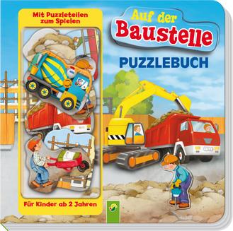 """Cover des Buches """"Auf der Baustelle"""""""