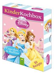 Disney Kinderkochbox Prinzessin - Cupcakes & Muffins