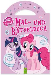 My little Pony Mal- und Rätselbuch