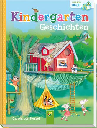 """Cover des Buches """"Kindergartengeschichten"""""""