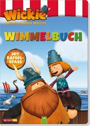 Wickie Wimmelbuch