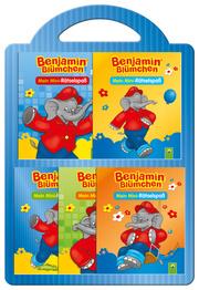 Benjamin Blümchen - Mein Mini-Rätselspaß - Minibücher-Set