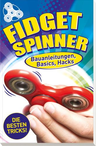 "Cover des Buches ""Fidget Spinner"""