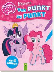 My Little Pony - Malbuch von Punkt zu Punkt