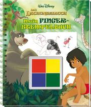 Disney Dschungelbuch - Mein Fingerstempelbuch