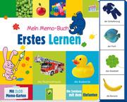 Sendung mit dem Elefanten - Mein Memo-Buch Erstes Lernen