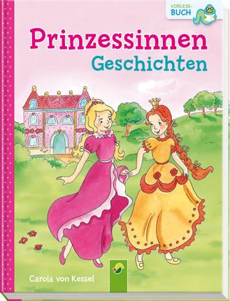 """Cover des Buches """"Prinzessinnengeschichten"""""""