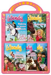 Wendy - 5 Minibücher-Set mit Tragegriff