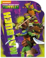 Teenage Mutant Ninja Turtles - Malbuch