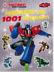 Transformers - Malbuch mit 1001 Stickern