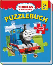 Puzzlebuch Thomas & Seine Freunde