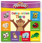 Play-Doh - Deine ersten Tiere