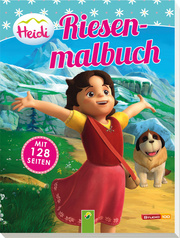 Heidi Riesenmalbuch
