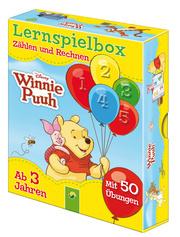 Disney Lernspielbox Winnie Puuh - Erstes Zählen