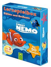 Disney Lernspielbox Findet Nemo - Zählen und Rechnen