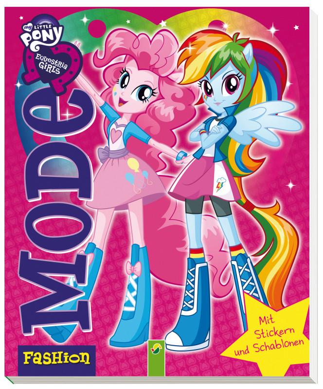 My little Pony - Mode - Equestria Girls (pink) - Schwager ...