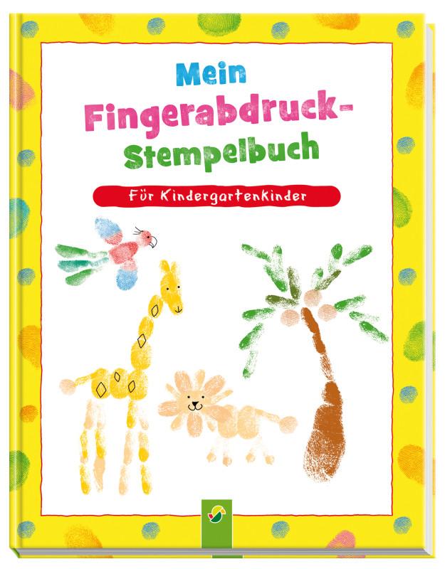 Mein Fingerabdruck Stempelbuch Schwager Steinlein Verlag Gmbh